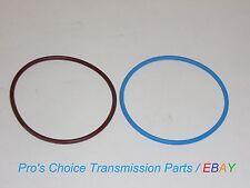 GM 700/ 4L60 HI-TEMP Red Inner / Blue Outer Servo Piston & Cover O-Ring Seal Kit