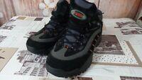 McKinley aqua max water resistant ladies black  hiking boots size 38eu/5uk di