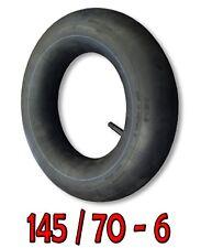 145/70-6 Inner Tube For Go Kart Mini Bike Tire 145x70x6 Cart Lawn Mower Trailer