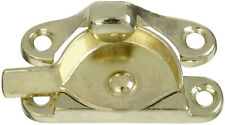 National Hardware  Die-Cast Zinc  Sash Lock  1 pk