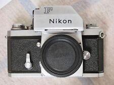Nikon F Photomic TN Silver 35mm Film SLR Camera Body Only