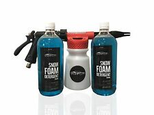 Snow Foam Gun 2L Starter Package - Connects To Garden Hose- Free Shipping!