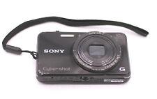 Sony Cyber-shot dsc-wx220 18.2mp Cámara Digital - Negro
