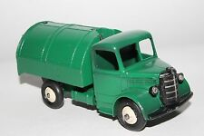 1950's Dinky Toys, Bedford Garbage Truck, Green, Restored