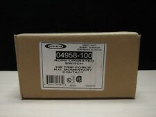 NEW SEALED REES 04958-100 Rope Operated Switch, Momentary operating Type,10lb TF