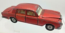Vintage Dinky Toy Rolls Royce Silver Shadow No.158
