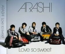 Love So Sweet - Arashi (2007, CD NIEUW)