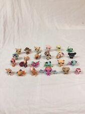 Lot Of 20 Littlest Pet Shop  Figures
