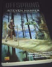 Offspring by Steven Harper (1st Print 2004 Paperback) ~ ROC Science Fiction