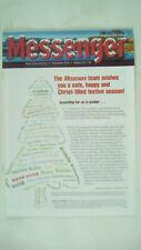 Messenger Magazine - The 7th Day Adventist Church UK Vol. 121 No. 24 Dec.. 2016