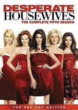 Desperate Housewives ~ Complete 5th Fifth Season 5 Five ~ NEW 7-DISC DVD SET