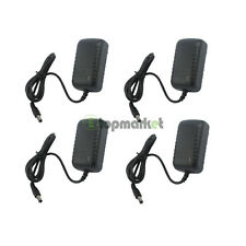 Lot4 AC TO DC 12V 1A 1000mA Surveillance Security Camera Power Supply Adapter