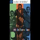 The Drifters Rockin' & Driftin' 3 CD Box 1996 Set Rhino Records