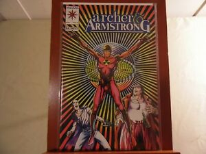 Archer & Armstrong #11 (Valiant 1993) Free Domestic Shipping