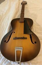 1941 WWII ERA KAY PROFESSIONAL ARCHTOP VINTAGE GUITAR Excellent Cond.