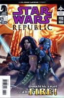 STAR WARS REPUBLIC #76 CLONE WARS QUINLAN VOS Dark Horse Comic 2005 NM Unread