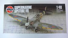 MAQUETTE AIRFIX  SUPERMARINE SPITFIRE VB  1/48è  BOITE FERMÉE  REF 04100