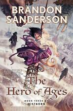 The Hero of Ages (Mistborn, Book 3) by Sanderson, Brandon