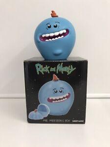 Rick and Morty - Mr Meeseeks - Head Replica Collectors Stash Box - Adult swim