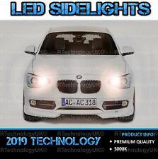 PREMIUM BMW 1 Series F20 F21 Xenon White LED SideLight Side lights bulbs