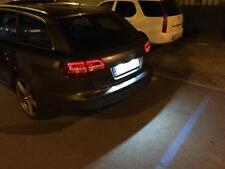 2x Led License Number Plate Light Audi A4 B6 B7 Canbus