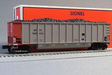 LIONEL DETX ROTARY BATHTUB GONDOLA 980036 gauge train 19377 freight 6-19378 NEW