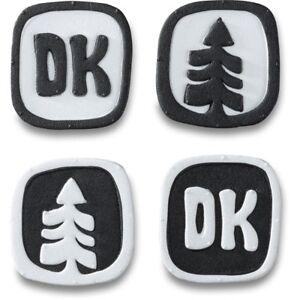 Dakine DK Dots Snowboard Stomp Pad NEW Letters