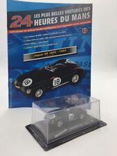 jaguar xk 120c 1953 1/43 n43/70 les plus belles voitures des 24h du mans