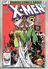 X-Men Annual #6-1982 nm- X Men Bill Sienkiewicz Dracula