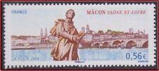 2009 FRANCE N°4349** LAMARTINE à MACON (Saône-et-Loire)  Pont, Bridge, MNH