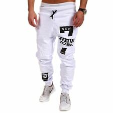 Fashion Mens Jogger Dance Sportwear Baggy Harem Pants Slacks Trousers Sweatpants