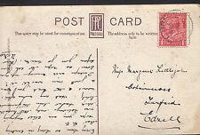Genealogy Postcard - Family History - Littlejohn - Turfside - Edzell   BH4970