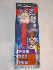 Pez Holiday Candy Dispenser Santa Claus Unopened  T*