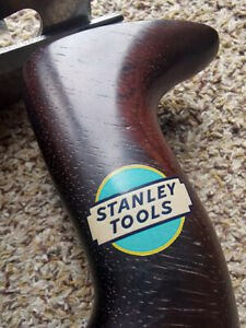 Stanley Tools SW Sweetheart decal sticker for restoration vintage plane