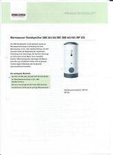 Warmwasser-Standspeicher Stiebel Eltron 400 l, gebraucht