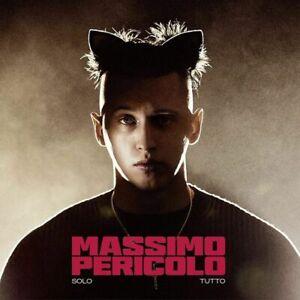 MASSIMO PERICOLO - SOLO TUTO - CD NUOVO SIGILLATO 2021