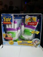 Disney's Toy Story Buzz Lightyear Space Hands with sound