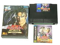 Shin Samurai Spirits 2 Shodown SNK Neo Geo AES ROM Video Game