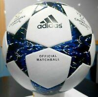 ADIDAS FINAL 17 OFFICIAL MATCH BALL SIZE 5 UEFA CHAMPIONS LEAGUE SOCCER FOOTBALL