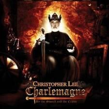 Christopher Lee-Carlomagno: por la espada y la Cruz-nuevo LP (RSD 2016)