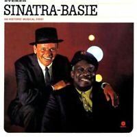 Sinatra- Frank/Basie- CountSinatra-Basie + 1 Bonus Track (New Vinyl)