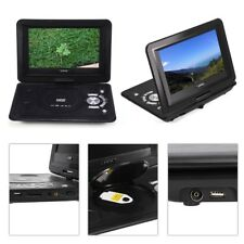 "Tragbar 13.9""DVD-Player LCD Display AV USB 3D Audio FM Radio Game TV Mediaplayer"