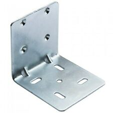 Blum L brackets for half shelf mounting on pull out shelf shelving installation