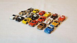 Vintage Galoob Micro Machines Lot of 18 Exotic Vehicles ! Ferrari Porsche ++