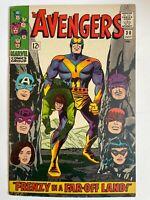 Avengers #30 - Iron Man Thor Captain America Marvel Comics