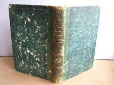 Edouard CHARTON : LE MAGASIN PITTORESQUE TOME 17 et 18. Années 1849 ET 1850