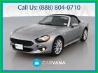 2017 Fiat 124 Spider Lusso Convertible 2D Cruise Control Leather Keyless Start Traction Control CD/MP3 (Single Disc)