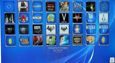 PS3 2TB EXTERNAL HARD DRIVE 207 PLAYSTATION 3 GAMES MULTIMAN JB MODDED CUSTOM