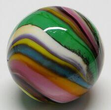 Winlock Marbles ~ Handmade Glass Marbles ~ Lampwork Art Marble ~ 1-1/32