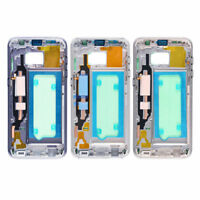 Chassis Back Housing Bezel Mid Middle Frame+3M Sticker For Samsung Galaxy S7